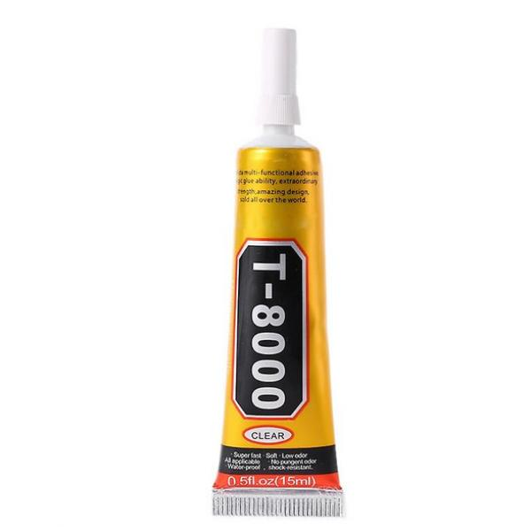 PEGAMENTO ADHESIVO T8000 15ML