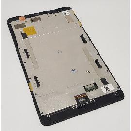 REPUESTO PANTALLA LCD DISPLAY + TACTIL CON MARCO PARA ACER TAB 8 A1-840 - NEGRA