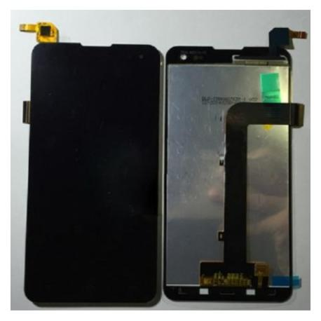 PANTALLA LCD DISPLAY + TACTIL PARA HISENSE HS-U971 HS-EG971 - NEGRA