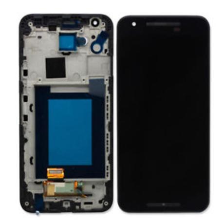 PANTALLA TACTIL + LCD DISPLAY CON MARCO ORIGINAL PARA LG NEXUS 5X / H791