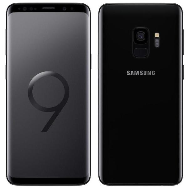 * TELEFONO MOVIL REACONDICIONADO SAMSUNG GALAXY S9 64GB G960F NEGRO - GRADO A+