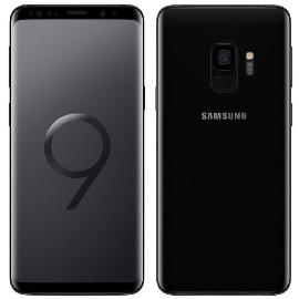 * TELEFONO MOVIL REACONDICIONADO SAMSUNG GALAXY S9 64GB G960F NEGRO - GRADO A+