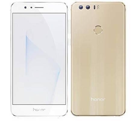 * TELEFONO MOVIL REACONDICIONADO HUAWEI HONOR 8 64GB 4GB ORO - GRADO A