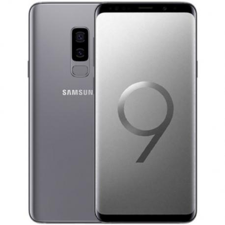 * TELEFONO MOVIL REACONDICIONADO SAMSUNG GALAXY S9 PLUS 64GB G960F GRIS - GRADO A+