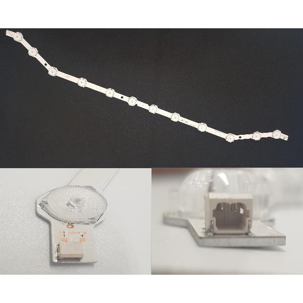 TIRA DE LED TV SAMSUNG UE32H5303AW LUMENS D3GE-320SM1-R2 VERSION 2