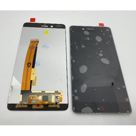 PANTALLA LCD Y TACTIL PARA ARCHOS DIAMOND ALPHA PLUS - NEGRA