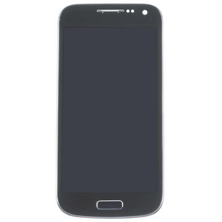 PANTALLA LCD + TÁCTIL CON MARCO ORIGINAL SAMSUNG GALAXY S4 LTE-A GT-I9506 NEGRA - USADA