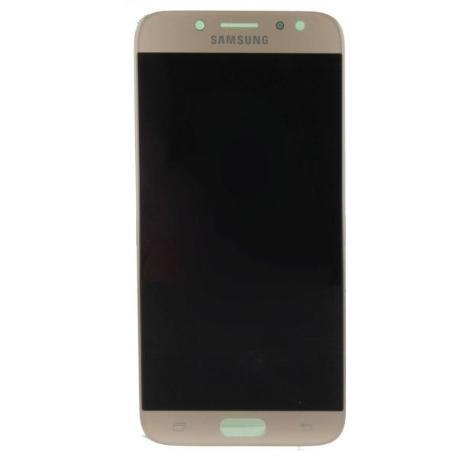 PANTALLA LCD DISPLAY + TACTIL ORIGINAL PARA SAMSUNG J730 J7 2017 - ORO RECUPERADA