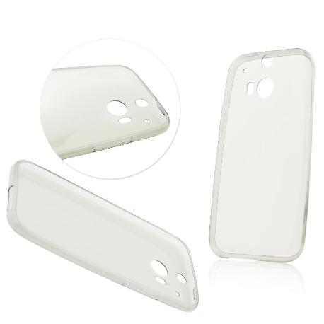 FUNDA DE GEL TRANSPARENTE PARA HUAWEI P SMART 2019