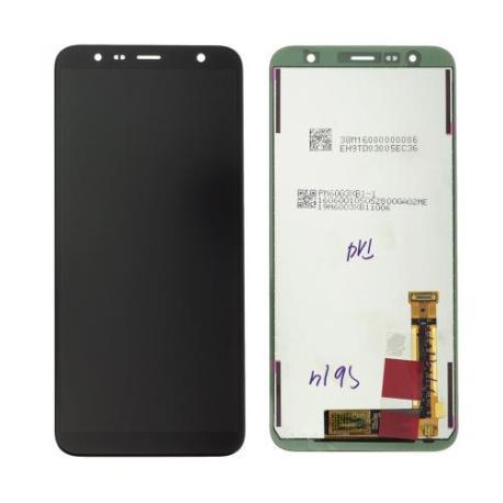 PANTALLA LCD Y TACTIL PARA SAMSUNG GALAXY J6 PLUS 2018 , J4 PLUS 2018 - NEGRA