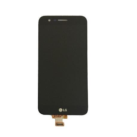 PANTALLA LCD DISPLAY + TACTIL LG K10 2017 X400 M250N - NEGRA  RECUPERADA