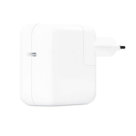 CARGADOR DE CORRIENTE DE PORTATIL, TABLET O MOVIL APPLE USB-C DE 30W