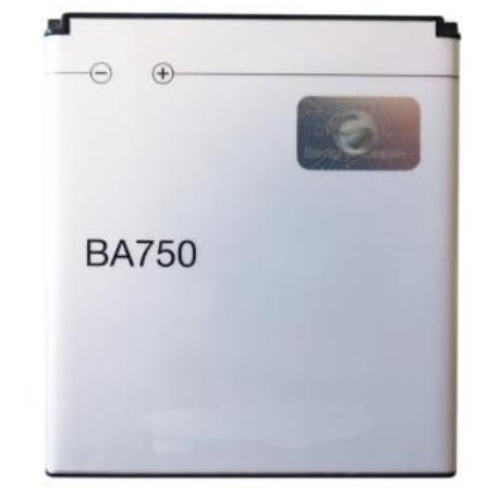 BATERIA BA750 COMPATIBLE CON SONY EXPERIA X12, ARC S
