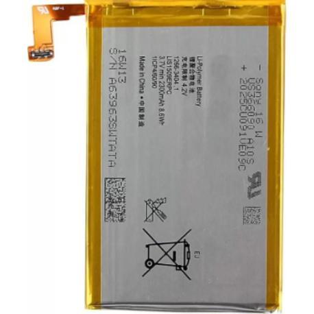 BATERIA LIS1509ERPC COMPATIBLE CON SONY XPERIA SP C5306, M35H, C5302