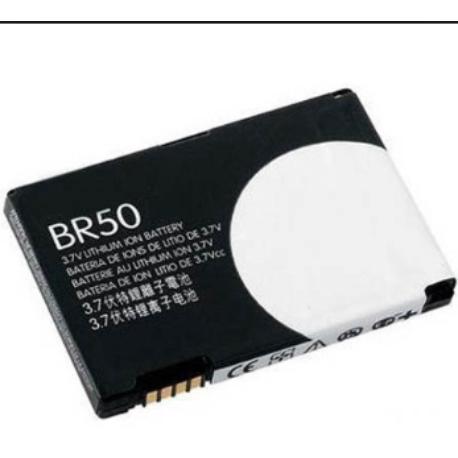 BATERIA BR50 COMPATIBLE CON MOTOROLA RAZR V3 V3I V3C V3M V3IM V3ZV3XX PEBL U6 V235
