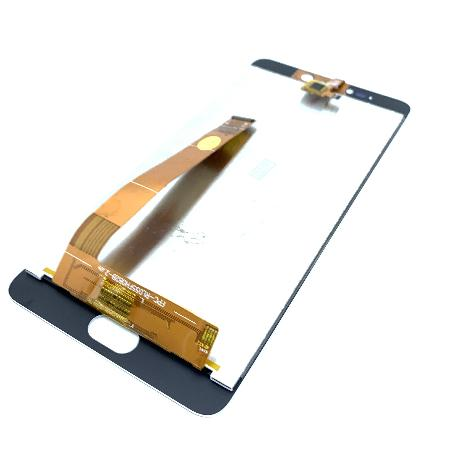 PANTALLA LCD Y TACTIL PARA LEAGOO T5C, T5 - BLANCA