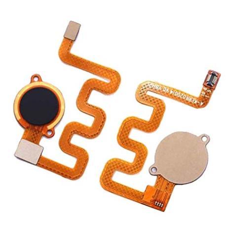 Huella Dactilar para Xiaomi Redmi 6 Pro, Mi A2 Lite - Negro
