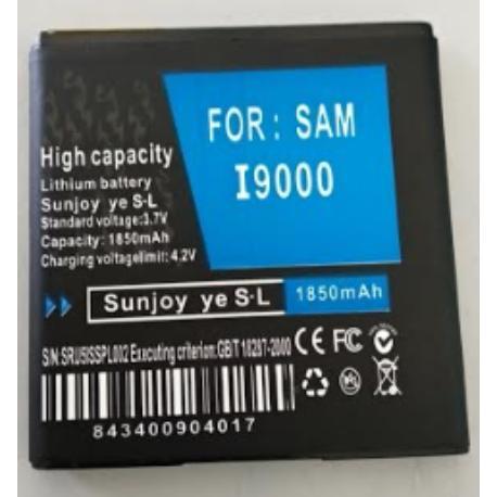BATERIA  EB575152VU COMPATIBLE CON SAMSUNG GALAXY S / S1 I9000 / T959