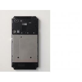 Carcasa Intermedia Original Sony Xperia E3 D2202 D2203 D2206 D2212 Negra Remanufacturada