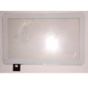 Pantalla Tactil de 10.1 Pulgadas para Tablet Wolder mITab Seattle, woxter i-101, i-100 - Blanca