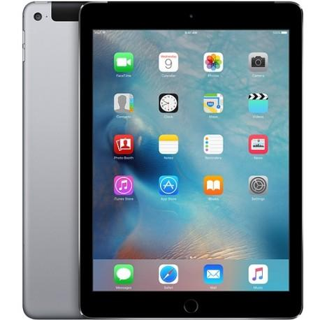 * TABLET REACONDICIONADA IPAD AIR 2 16GB 4G CON SIM GRIS A1567 - GRADO C