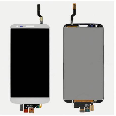 PANTALLA LCD DISPLAY + TACTIL PARA LG OPTIMUS G2 D802  - BLANCA