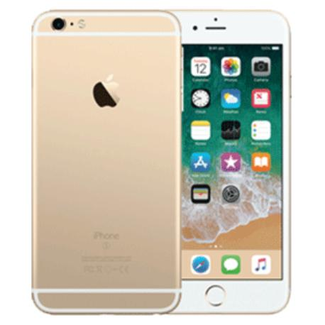 * TELEFONO MOVIL REACONDICIONADO IPHONE 6 128GB DORADO - GRADO B