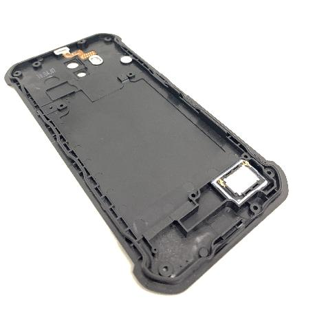 CARCASA CENTRAL PARA BLACKVIEW BV9600 PRO - NEGRA