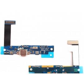 Flex Conector de Carga + Microfono para Samsung SM-N915FY Galaxy Note Edge