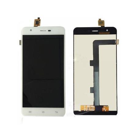 REPUESTO PANTALLA LCD DISPLAY + TACTIL PARA JIAYU S3 - BLANCA