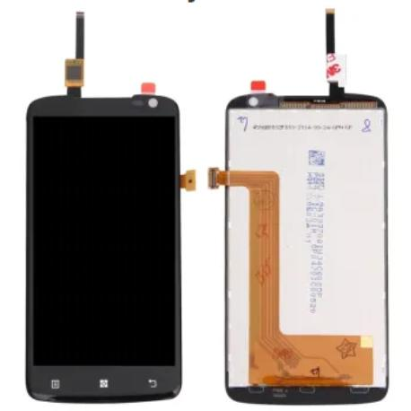 PANTALLA LCD DISPLAY + TACTIL PARA LENOVO S820 - NEGRO