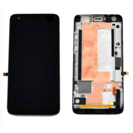 PANTALLA LCD DISPLAY + TACTIL CON MARCO ORIGINAL PARA ZTE GRAND S V899