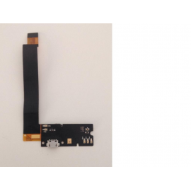 Flex conector de carga y microfono BQ Aquaris E4.5 Remanufacturado