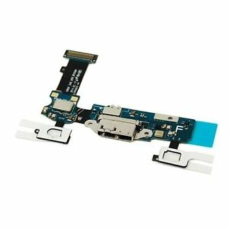 FLEX DE CARGA + MICROFONO ORIGINAL SAMSUNG S5 SM-G900F - RECUPERADO