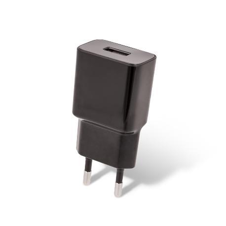 CARGADOR DE CARGA RAPIDA 2.1A Y CABLE MICRO-USB MAXLIFE MXTC-01