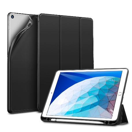 FUNDA PARA IPAD AIR (2019) - NEGRA
