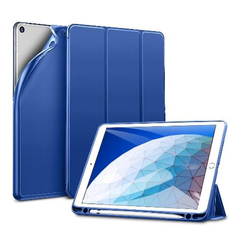 FUNDA PARA IPAD AIR 2019 10.5 PULGADAS - AZUL