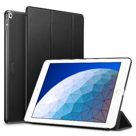 FUNDA PARA IPAD AIR 3 2019 10.5 PULGADAS - NEGRA