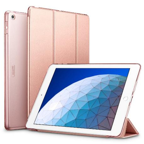 FUNDA PARA IPAD AIR 3 2019 10.5 PULGADAS - ROSA ORO