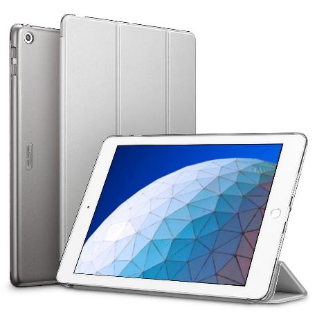 FUNDA PARA IPAD AIR 3 2019 10.5 PULGADAS - PLATA