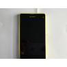 Pantalla lcd + tactil completa con marco Sony Xperia Z1c Compact Z1C M51W D5503 Verde de desmontaje