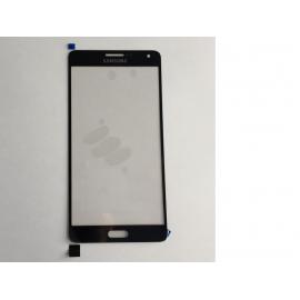 Cristal Ventana Gorilla Glass Negro Samsung Galaxy A7 A700F