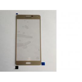 Cristal Ventana Gorilla Glass Oro Samsung Galaxy A7 A700F