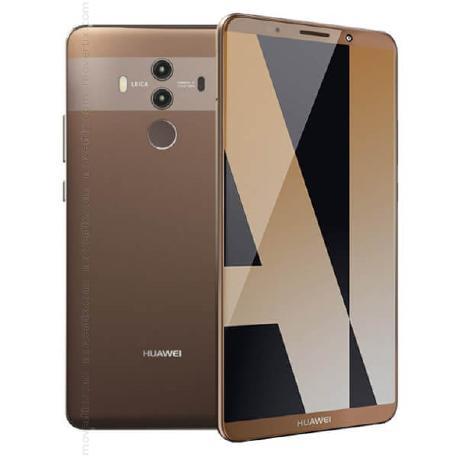 * TELEFONO MOVIL REACONDICIONADO HUAWEI MATE 10 PRO 128GB 6GB RAM MARRON - GRADO B
