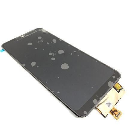 PANTALLA LCD Y TACTIL PARA LG Q60 - NEGRA