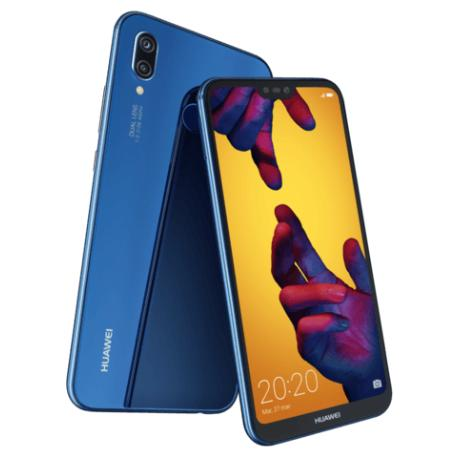 * TELEFONO MOVIL REACONDICIONADO HUAWEI P20 LITE AZUL - GRADO A