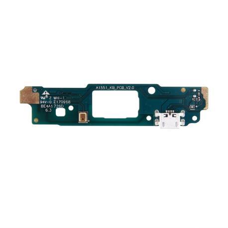 MODULO CONECTOR DE CARGA  PARA HTC DESIRE 828