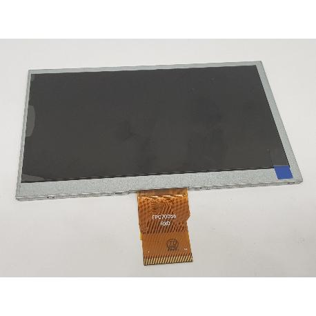 **PANTALLA LCD DISPLAY UNIVERSAL TABLET BOGO LIFESTYLE BO-LF070 FPC70056