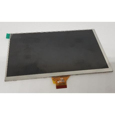 "**PANTALLA LCD DISPLAY UNIVERSAL TABLET BRIGMTON BTPC-PH3 7"" MFPC070128"