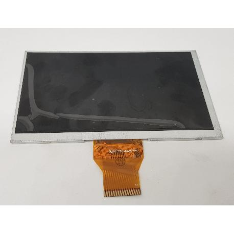 "**PANTALLA LCD DISPLAY UNIVERSAL TABLET CHINA 7"" MODELO 10 FPC-Y86000 V03"